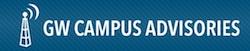 GW Campus Advisories